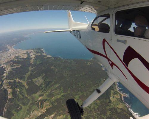 G1000 altura avión