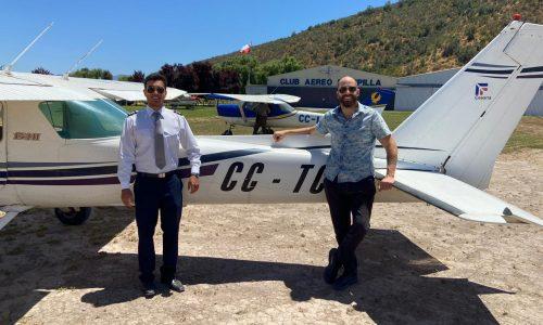 Martin Pascual y Santiago Parot
