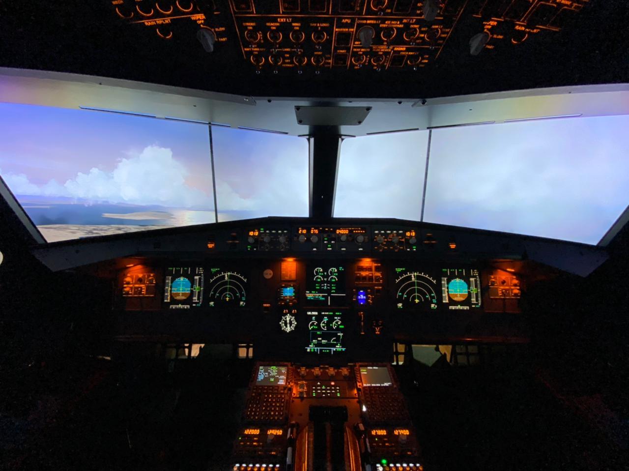 Vista Simulador - FDT