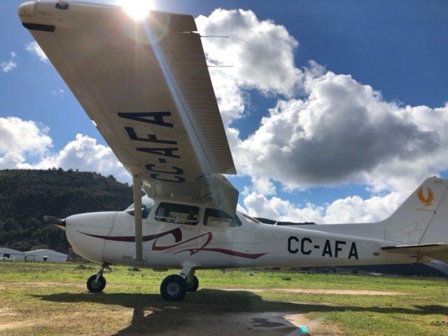 Avión CC-AFA