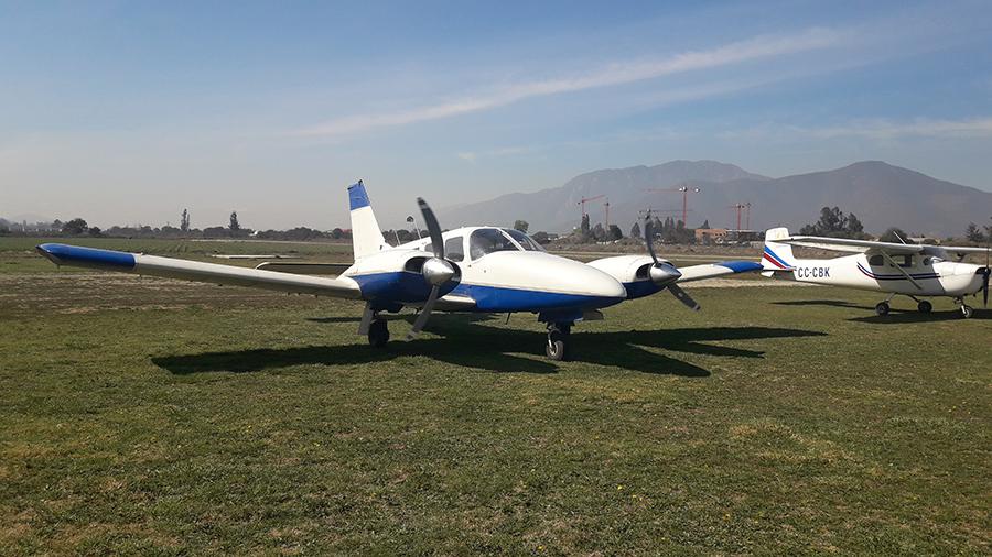 Multimotor Piper Seneca II