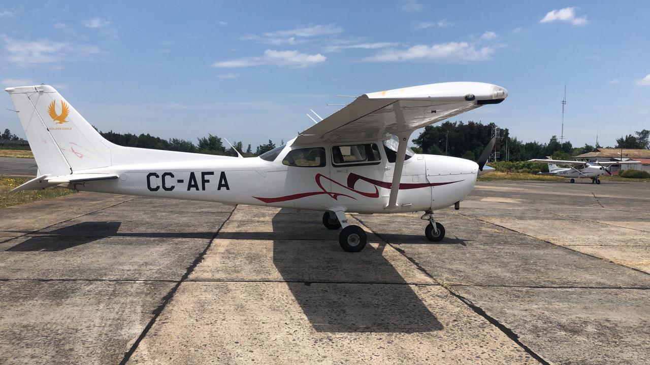 Cessna172 CC-AFA