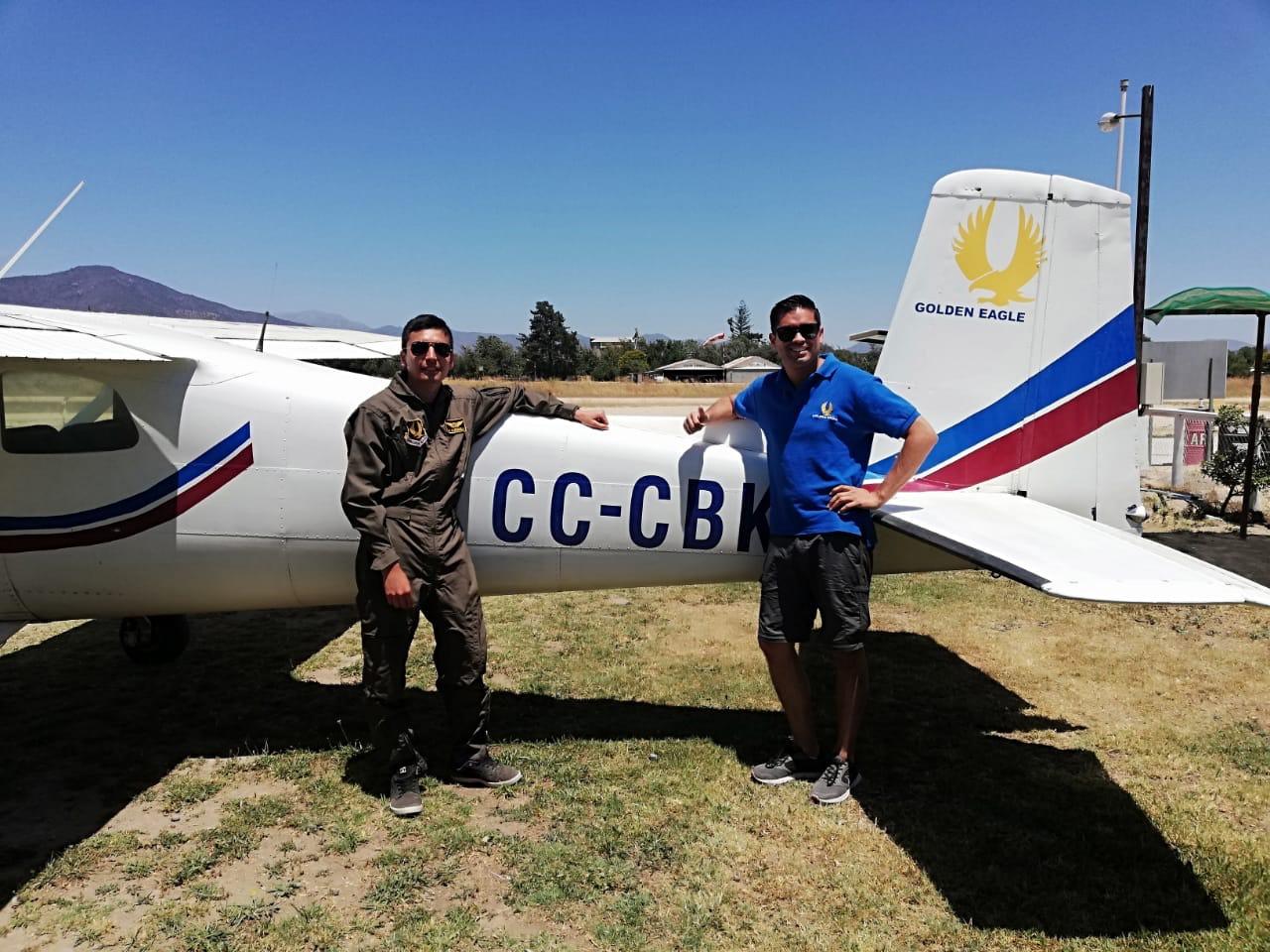 Alumno e instructor